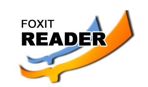 Чем открыть файл pdf (Foxit PDF Reader)